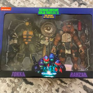 Teenage Mutant Ninja Turtles II Action Figures for Sale in Tualatin, OR