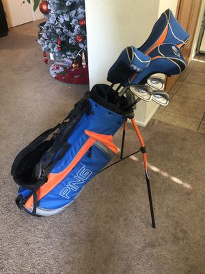 Ping Golf (FULL SET) Like NEW for Sale in Fresno, CA