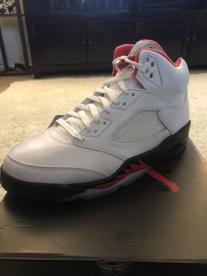 Air Jordan 5 Fire Red for Sale in Calexico, CA