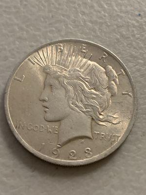 /1923/ Peace Silver Dollar for Sale in San Jose, CA