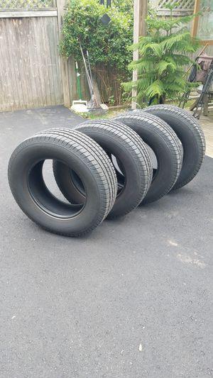 Michelin light truck/suv tires (4) for Sale in Windsor Locks, CT