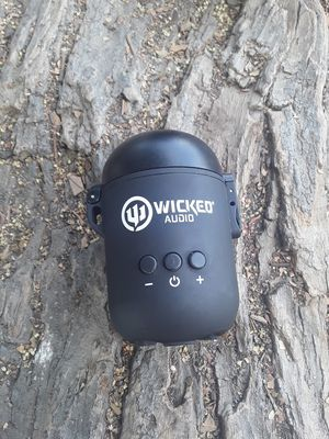 Wicked Audio earbuds and speaker in one for Sale in Vista, CA