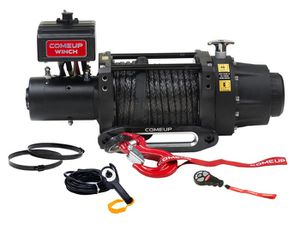 Off road winch ComeUp seal gen2 16.5rs winch, 12V, Brand new in box never opened for Sale in Irvine, CA