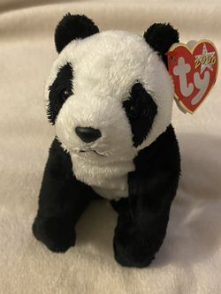 Ty China Panda beanie baby for Sale in Morgan Hill,  CA