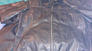 LG Arizona Black leather jacket for Sale in Callahan, FL