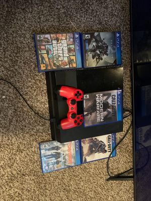 Ps4 for Sale in Kennewick, WA