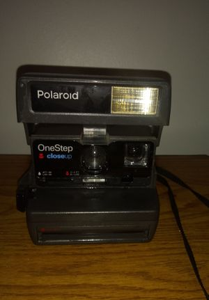 Portable instant camera one step for Sale in Charlotte, NC
