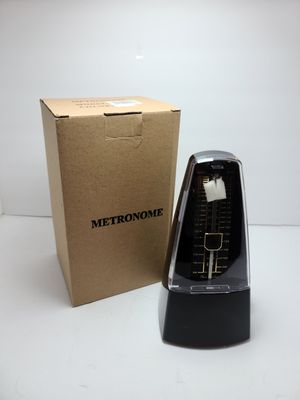 Classic Mechanical Metronome for Musician - Pyramid Design Metronome for Piano Guitar Drums Bass Violin for Sale in Las Vegas, NV