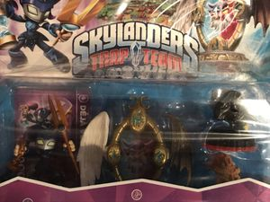Skylanders Trap Team for Sale in Arlington, VA