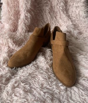 Tan Ankle Boots for Sale in Orange Park, FL