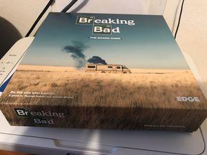 Breaking Bad Board Game for Sale in San Antonio, TX