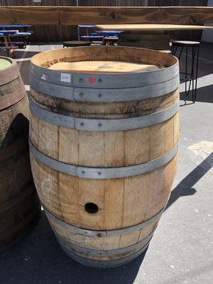 French and American Oak Barrels for Sale in Berkeley, CA