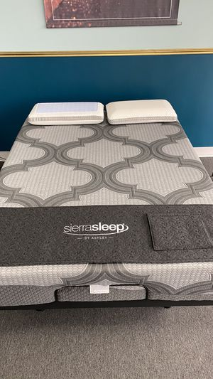The Best Queen Memory Foam Mattress with Cooling Gel and Luxury Charcoal cover UZTU for Sale in Irving, TX