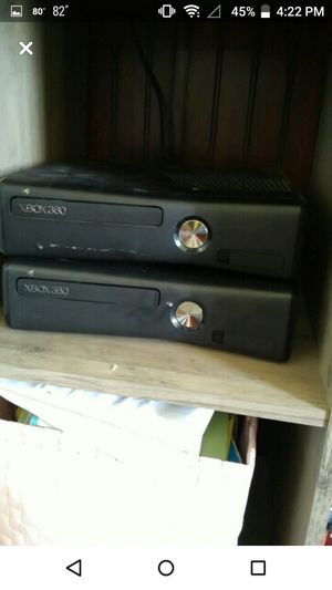 2 Xbox 360s for Sale in New Bedford, OH