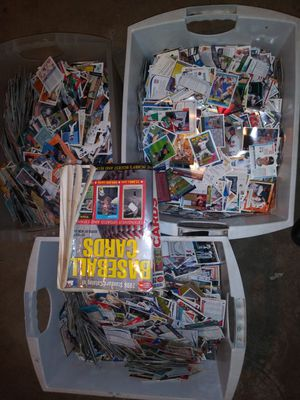 Baseball football basketball cards for Sale in Reading, PA