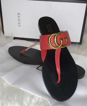 Retail quality Gucci sandal for Sale in North Bergen, NJ