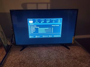 "Insignia 50"" 1080p TV for Sale in Columbus, OH"