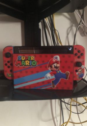 Super Mario Nintendo switch comes with 3 games for Sale in Hialeah, FL