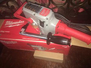 """MILWAUKEE HOLE HAWG 1/2"""" DRILL (NEW) for Sale in Irving, TX"""