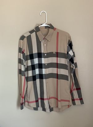 Burberry Shirt for Sale in Pomona, CA