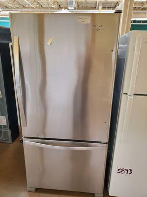 Whirlpool Gray Refrigerator for Sale in Walnut, CA