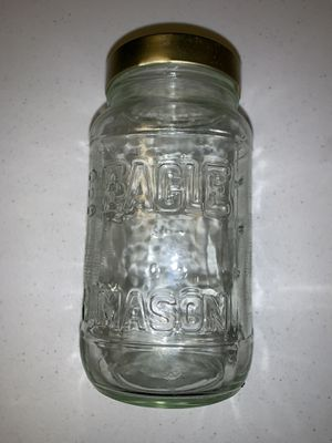 Eagle Mason Jar for Sale in Salt Lake City, UT