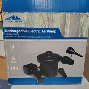 Rechargeable Electric Air Pump for Sale in Black Diamond, WA