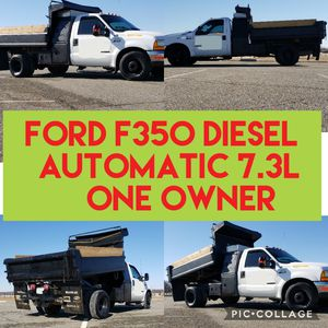 Ford F350 Dump Mason Truck for Sale in New York, NY