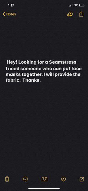 Seamstress. for Sale in Los Angeles, CA