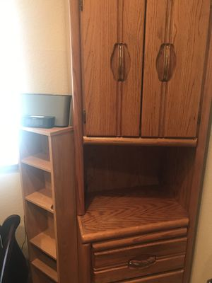 Shelf and corner storage for Sale in Morgan Hill, CA
