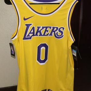 Lakers Jersey- Kuzma #0 for Sale in Fircrest, WA
