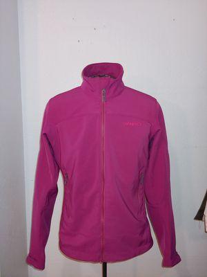 PATAGONIA PolarTec WindBlock Adze Hybrid Jacket Women's M Violet Pink for Sale in Tacoma, WA