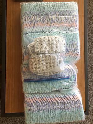 120 Diapers Size 2-3 Huggies/Honest for Sale in Salt Lake City, UT