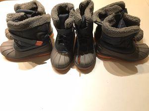 Triplet size 12 kids snow boots for Sale in Farmington, CT