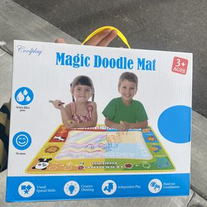 Magic Doodle Mat For 3➕ for Sale in West Covina, CA