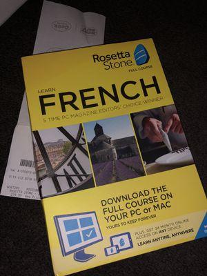 French Rosetta Stone for Sale in Baldwin Park, CA