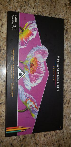 150 peice prismacolor art supplys for Sale in Sacramento, CA