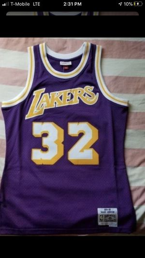 Magic Johnson 1984-85 jersey for Sale in Monterey Park, CA