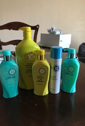Its a 10 hair products ! for Sale in Cary, NC