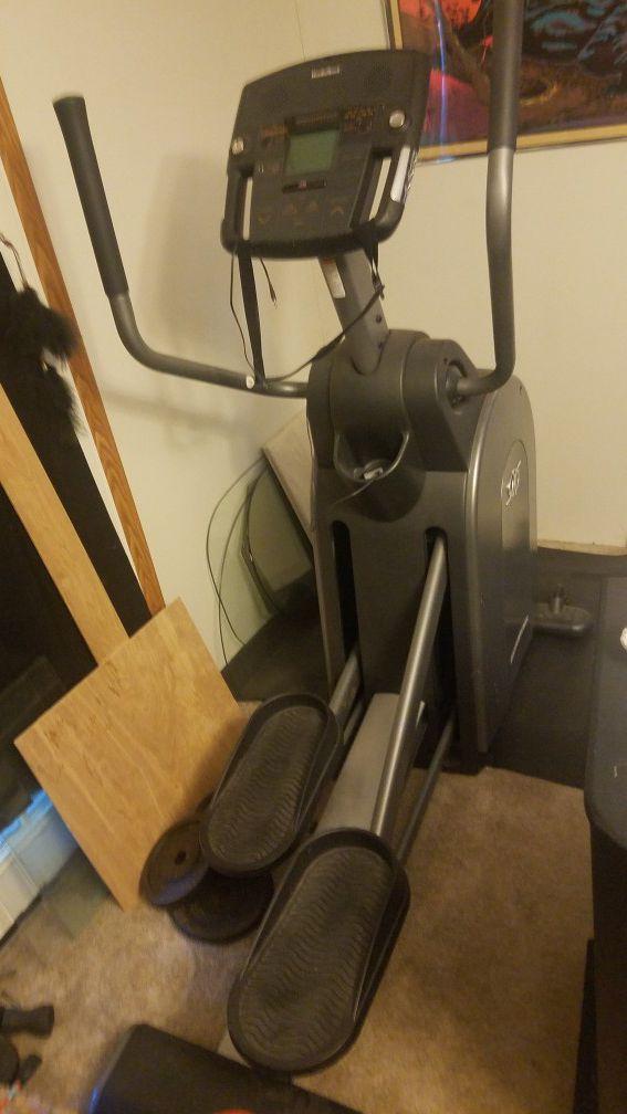 Nordictrack ASR 700 elliptical