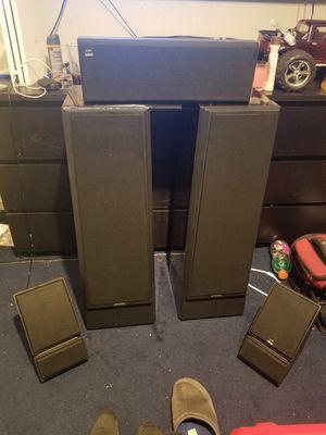 Polk surround sound trade s3watch for Sale in Glenolden, PA