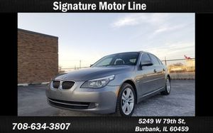 2010 BMW 5 Series for Sale in Burbank, IL