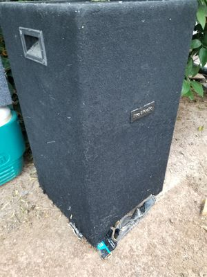 Pro audio box for Sale in Mesa, AZ