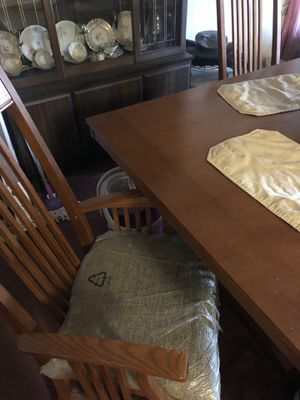 Dining room table set for Sale in Washington, DC