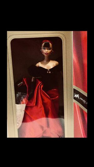 Avon Limited Edition Black Barbie for Sale in Raleigh, NC