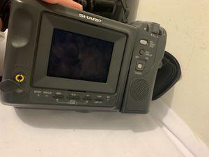 Sharp video camera classic-e600u for Sale in Pinson, AL