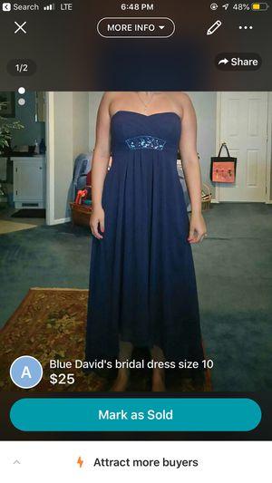 David's bridal dress for Sale in Nashville, NC