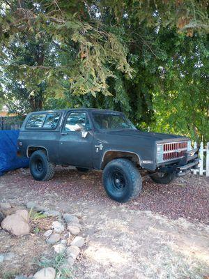 "CHEVY ""K-5"" BLAZER 1985 for Sale in Elk Grove, CA"