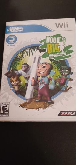 DOOD'S BIG Adventure (Nintendo Wii + Wii U) for Sale in Lewisville,  TX