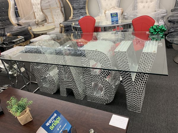 Beautiful Mirrored Items, Many Designs Price Starting $279 and up!, We offer Finance just $5 down and Take it Home!!